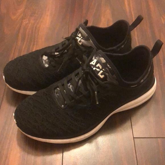 b7e30e2fdd52 APL Techloom Phantom Black Camo Sneakers